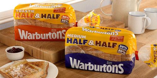 Warburtons Half & Half