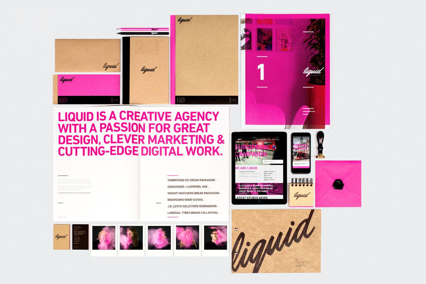 Liquid Office - Graphic Design